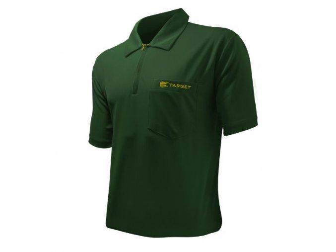 Tričko COOLPLAY DART SHIRT green