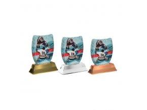 Akrylátová trofej ACE2002M06 Hokej
