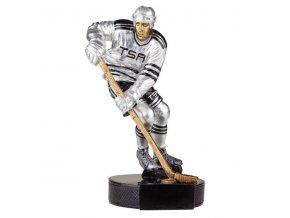 Trofej  CRF1147 hokejista Výška 17cm