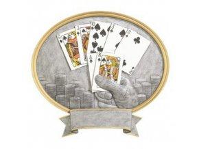 Trofej CFG54373 karty