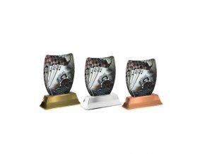 Akrylátová trofej ACE2002M28 Karty