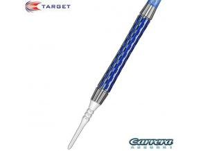 Šipky soft CARRERA AZZURRI CORTEX CX10 19g