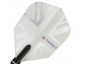 Letky VISION ULTRA standard Union Jack White