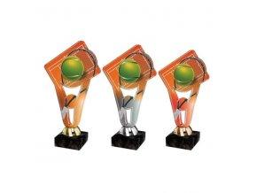 Akrylátová trofej CPLA0004 Tenis