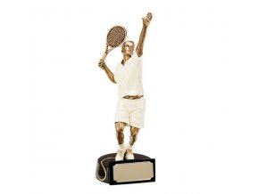Trofej  CRF0111 tenista Výška 19cm
