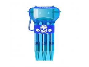 Pouzdro na šipky KRYSTAL ONE L-Style  blue