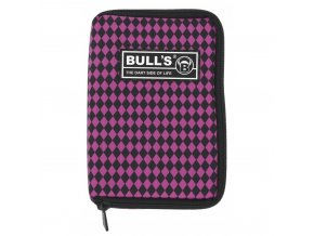 Pouzdro na šipky THE PAK Wallet pink/black