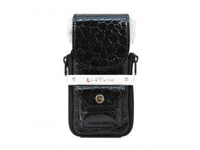 Pouzdro na šipky KRYSTAL L-Style  Croco Black