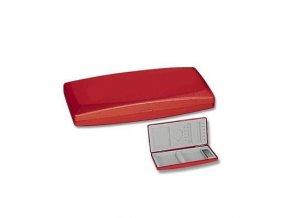 Pouzdro na šipky ABS LARGE červené