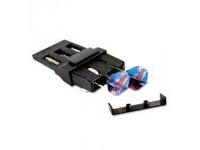 Pouzdro na šipky DROP IN BOX černé