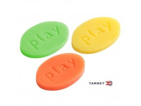 Play citrus grip wax - vosk Mixed orange