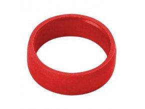 SLOT LOCK RINGS red - kroužky