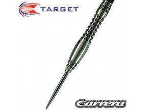 Šipky steel CARRERA C10 24g