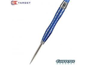 Šipky steel CARRERA AZZURRI CORTEX CX2 24g