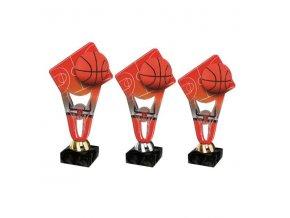 Akrylátová trofej CPLA0005 Basketbal