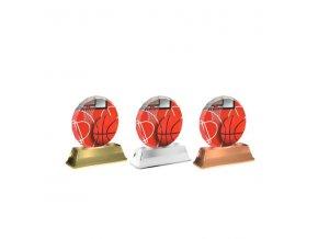 Akrylátová trofej ACE0003M13 Basket