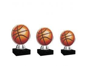 Akrylátová trofej CACL1031NM3 basketbal