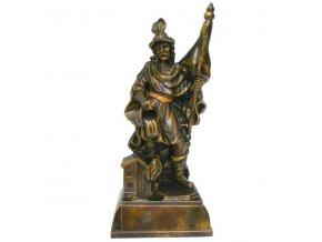 Trofej  CFG8098 Sv. Florián - patron hasičů Výška 33cm