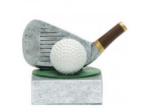 Trofej  CF60035 golfová hole, golfový míček