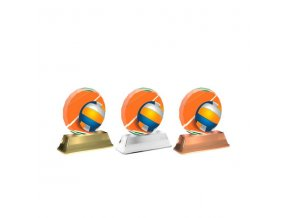 Akrylátová trofej ACE0003M14 Volejbal