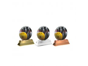 Akrylátová trofej ACE0003M27 Bowling