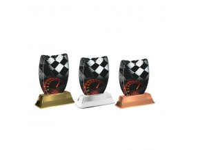 Akrylátová trofej ACE2002M38 Auto Moto
