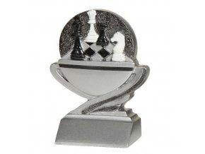 Trofej plaketa CRFB0107 šachy Výška 10 cm