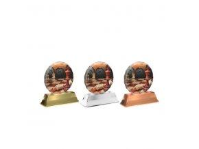 Akrylátová trofej ACE0003M31 Šachy