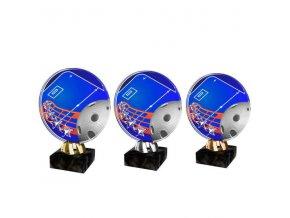 Akrylátová trofej CACL2103M25 Floorball