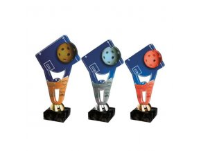 Akrylátová trofej CPLA0011 Floorball