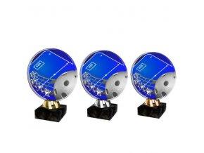 Akrylátová trofej CACL2103M24 Floorball