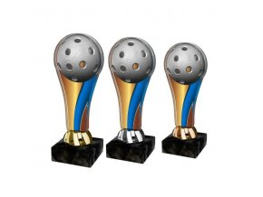 Akrylátová trofej ACL2100M16 Floorball
