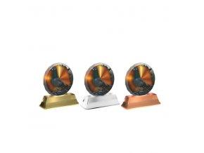 Akrylátová trofej ACE0003M33 Holub