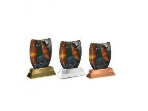 Akrylátová trofej ACE2002M37 Holub