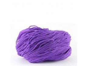 Provázek na yoyo - String fialový 10 ks