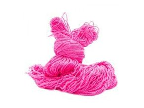 Provázek na yoyo - String růžový 10 ks