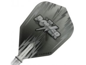 Letky PHIL TAYLOR VISION standard The power grey