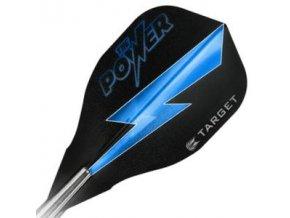 Letky PHIL TAYLOR VISION Edge The power black/blue