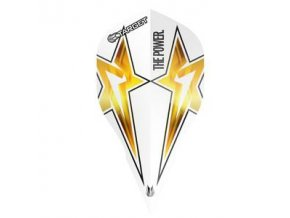 Letky Phil Taylor POWER STAR VISION edge white