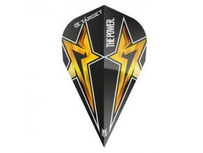 Letky Phil Taylor POWER STAR VISION vapor black