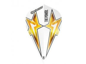 Letky Phil Taylor POWER STAR VISION vapor white
