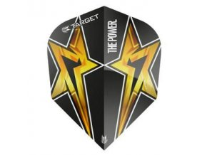 Letky Phil Taylor POWER STAR VISION black standard