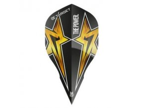 Letky Phil Taylor POWER STAR VISION edge black