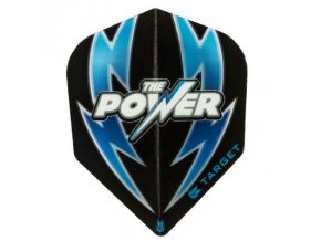 Letky PHIL TAYLOR VISION standard The power black/blue