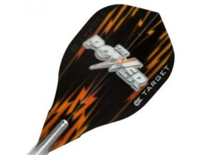 Letky PHIL TAYLOR VISION Edge The power black/orange