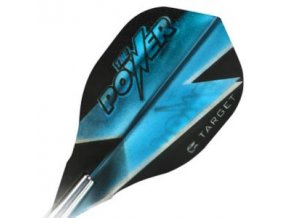 Letky PHIL TAYLOR VISION Edge The power blue/black