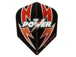 Letky PHIL TAYLOR VISION standard The power black/red