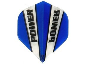 Letky POWER MAX standard blue/white clear