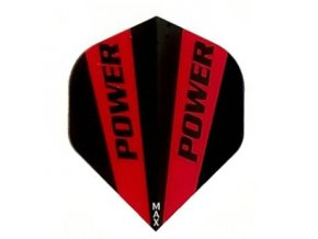 Letky POWER MAX standard black/red