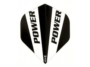 Letky POWER MAX standard black/white